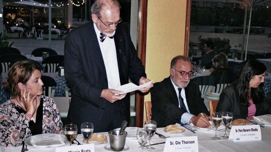 Sopar-col·loqui de P(A)T 2010