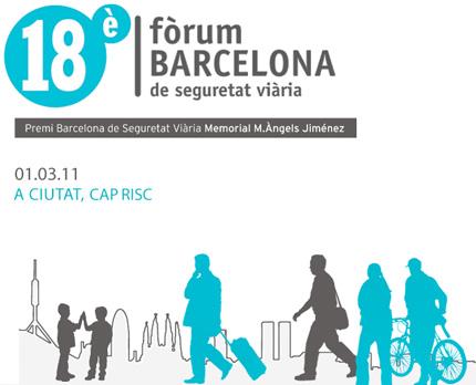 XVIII Forum Barcelona de seguridad vial