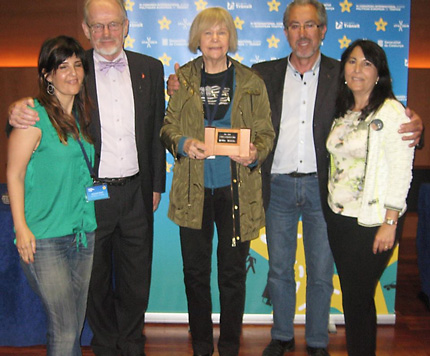 P(A)T scores I Road Safety Award at the Sixth International Congress of European Traffic Policy