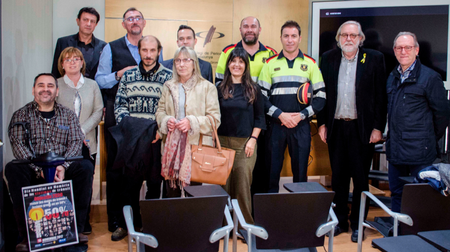 Presentation of the new Delegation in Girona of P(A)T