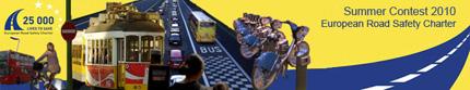 Conviértete en activista de la seguridad vial y participa en la 5ª edición del Concurso de verano