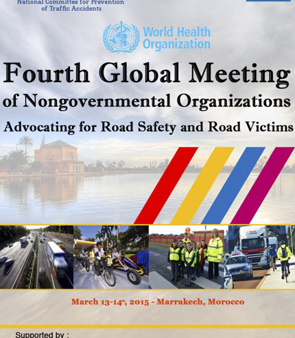 IV Global Meeting of NGOs Advocating for Road Safety and Road Victims